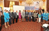 13 May 2013 - MEA and Golden Tulip Signing ceremony