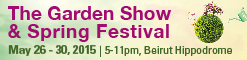 The Garden Show and Spring Festival 2014 - 26 May 2015