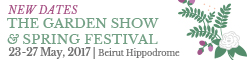 The Garden Show and Spring Festival 2016 - 24 May 2016