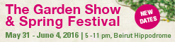 The Garden Show and Spring Festival  - 31 May 2016