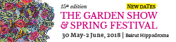 The Garden Show and Spring Festival 2018 - 30 May 2018