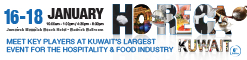 HORECA Kuwait - 16 January 2017