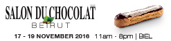 Salon du Chocolat Beirut 2016 - 17 November 2016