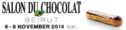 salon du chocolat - 06 November 2014