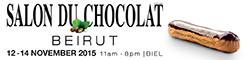 Salon du Chocolat Beirut 2014 - 06 November 2014
