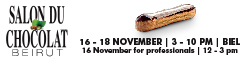 Salon du Chocolat Beirut 2017 - 16 November 2017