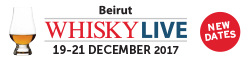 Whisky Live Beirut 16 - 19 October 2017
