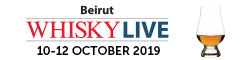 Whisky Live Beirut - 10 October 2019