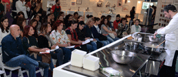 Food lovers rejoice as the Beirut Cooking Festival and Salon du Chocolat