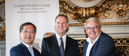 Louvre Hotels Group&Magnuson Hotels Worldwide Partnership